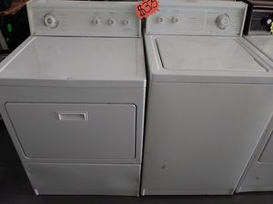 🚨 KENMORE ELECTRIC WASHER / DRYER SET for Sale in East Cleveland, OH