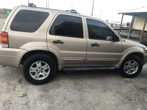 2007 Ford Escape for Sale in Dewey, OK