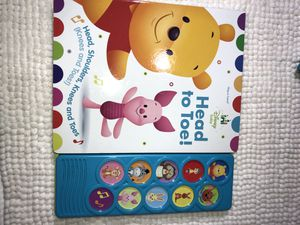 Winnie the Pooh music book for Sale in Corona, CA