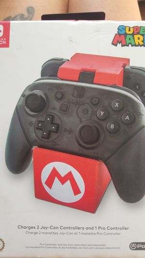 NiNteNdo Switch Joy-CoN Controller Charger for Sale in North Highlands, CA