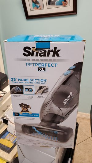 Shark cordless pet perfect xl for Sale in Houston, TX
