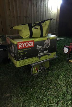 Ryobi for Sale in Corpus Christi, TX