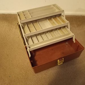Fishing Tackle Box for Sale in Sayreville, NJ