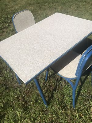 Kids table with chairs for Sale in Brockton, MA