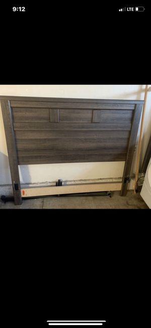 Queen bed frame for Sale in Santa Clara, CA