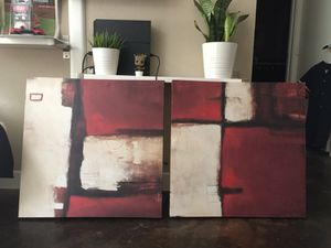 Wall paintings for Sale in Houston, TX