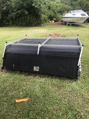 Full size truck camper shell for Sale in Saint Pauls, NC