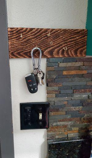 5 Key Hook Boards for Sale in Delta, CO