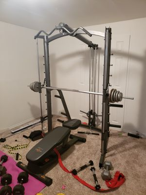 Smith rack and Treadmill for Sale in Denver, CO