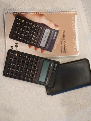Vintage HP business calculator-HP14B for Sale in Cornelius, NC