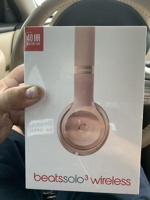 Brand new Beats solo 3 wireless for Sale in Miami, FL
