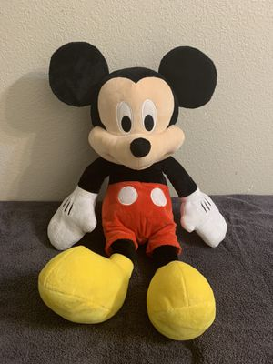 Disney Mickey Mouse plush for Sale in El Paso, TX