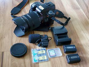 Professional Sony A33 Camera for Sale in Santa Clarita, CA