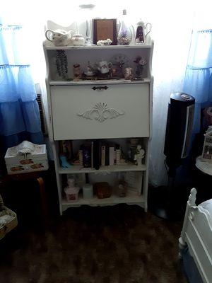 Antique Victorian wood secretary desk for Sale in Covina, CA