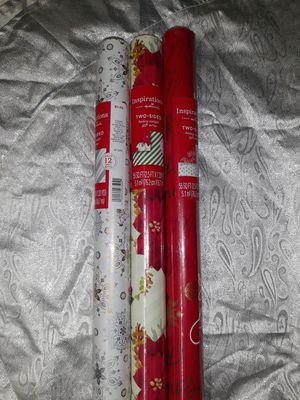 Double Sided Wrapping Paper for Sale in Avondale, AZ