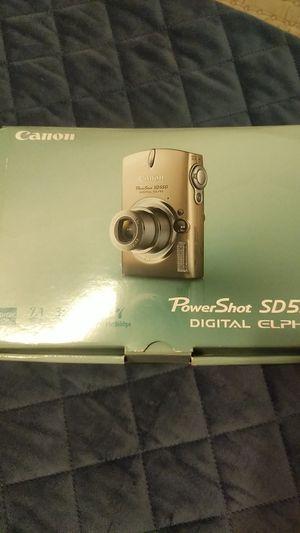 Canon Digital Camera for Sale in Lillington, NC