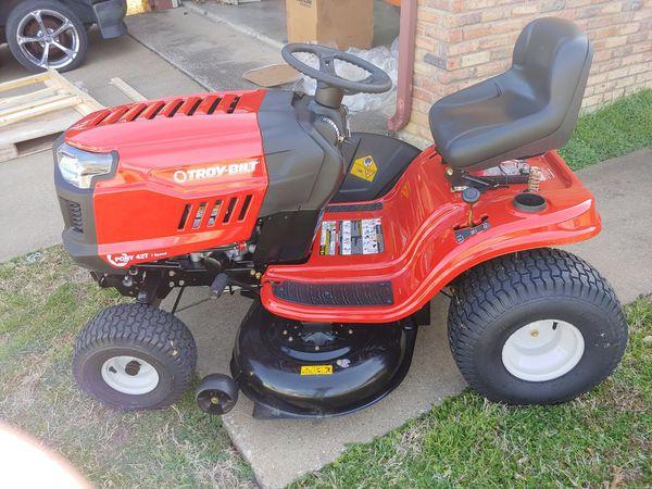Brand New Troy Bilt Riding Lawn Mower