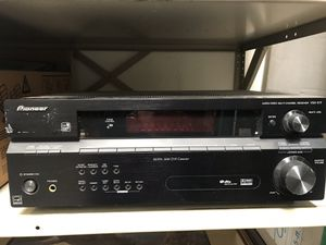 Stereo Receiver & CD Player for Sale in Santee, CA