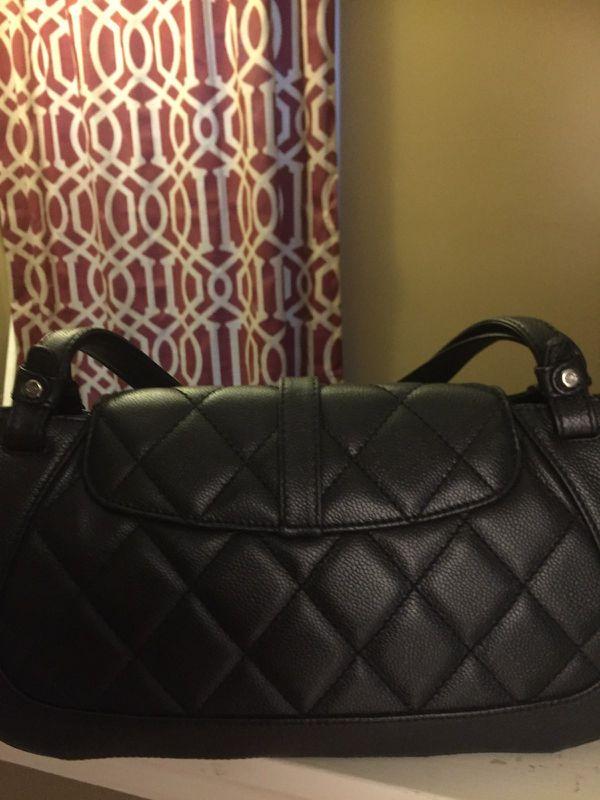 Authentic Chanel bowler bag