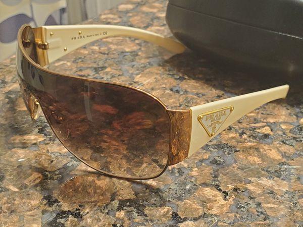 unisex PRADA sunglasses