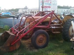 Ford 9n tractor & loader for Sale in Backus, MN