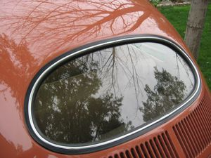 57 vw oval window resto project for Sale in Anaheim, CA