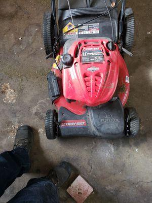 Troy built lawn mower for Sale in Denver, CO