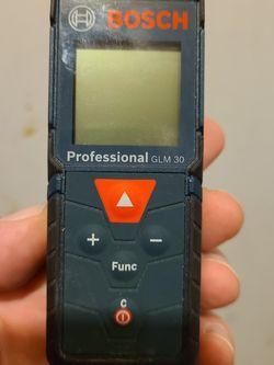 Bosch Professional GLM30 100ft Digital measure for Sale in Everett,  WA