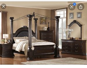 Canopy bed frame for Sale in Molalla, OR