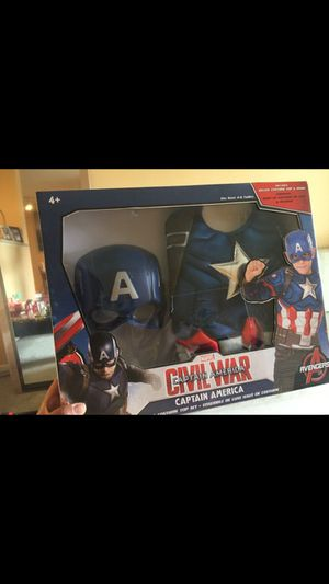 Captain America Set for Sale in Brisbane, CA