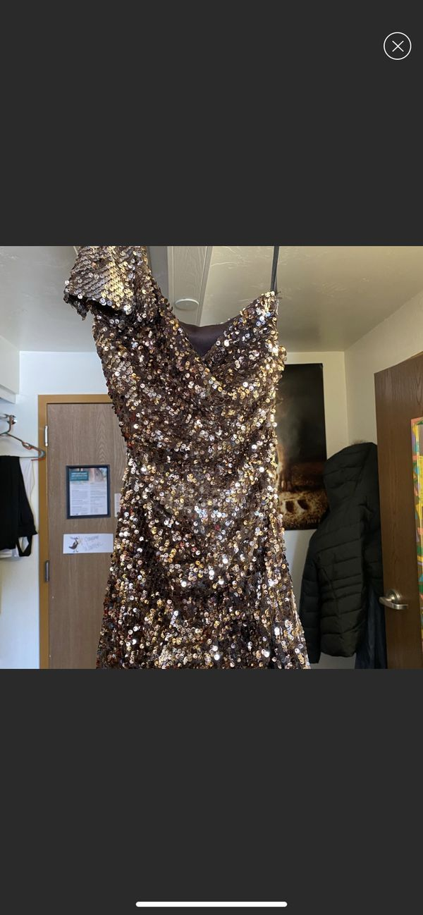 tight sequin dress