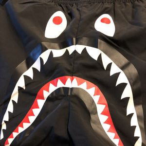 BAPE SHARK BEACH SHORTS MENS XL for Sale in North Branford, CT