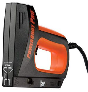 Brand new Arrow Fastener 9100K PowerShot Pro Electric Staple and Nail Gun for Sale in Nashville, TN