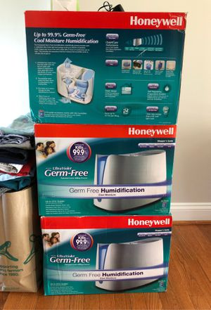 Honeywell Germ Free Humidifiers for Sale in Vienna, VA