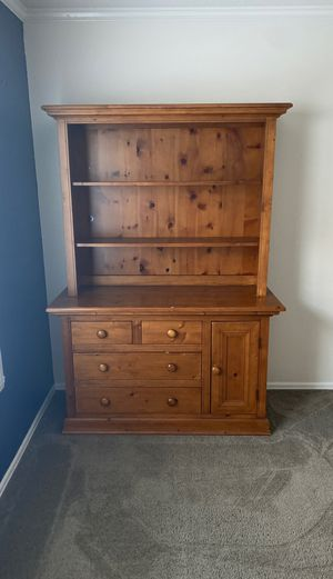 Pottery barn kids dresser with bookshelves. for Sale in Costa Mesa, CA