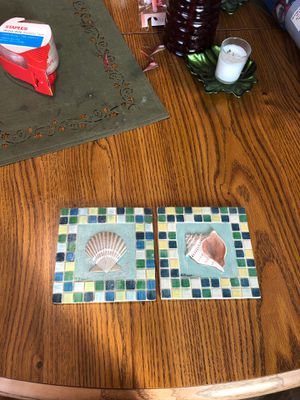 Beach/SeaShell Wall Decorations for Sale in Allentown, PA