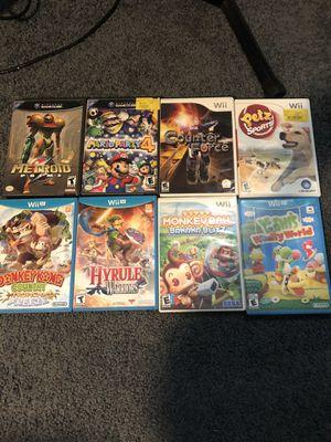 Nintendo games for Sale in Hillsboro, OR