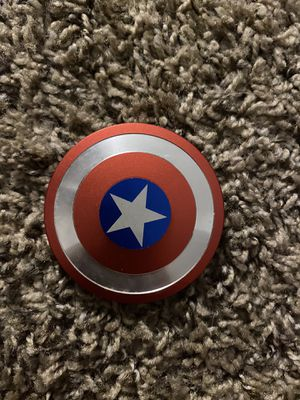 Captain America fidget spinner for Sale in San Diego, CA