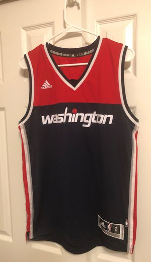 Wizards Jersey Size Small Never Worn for Sale in Bethesda, MD