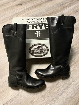 Frye Leather Riding Boots Size 8.5 for Sale in Kirkland, WA