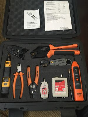 CAT 5 Network installation tool kit for Sale in Jacksonville, FL