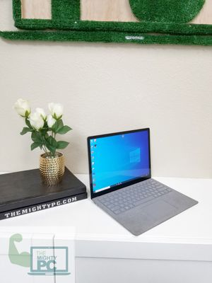 """Microsoft Surface Laptop 1 13.5-inch """"PixelSense"""" Display. features a 10-point touch screen. Life time tech support. for Sale in Gilbert, AZ"""