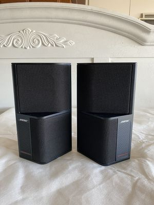 Bose Acoustimass Speakers for Sale in Chandler, AZ