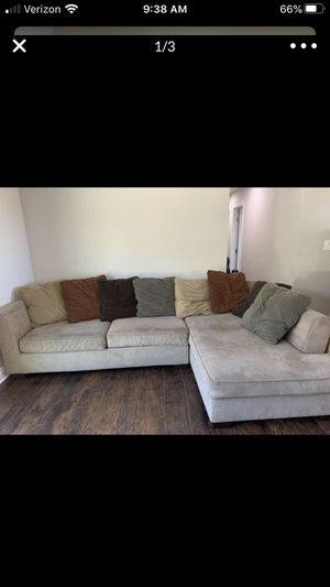 Sectional Couch for Sale in San Bernardino, CA