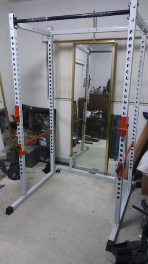 Exercise Power Rack Squat Rack for Sale in Miami, FL