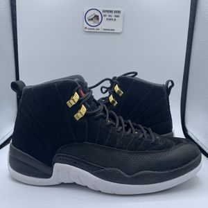 Jordan 12 Retro Reverse Taxi 'Size 9' for Sale in Hiram, GA