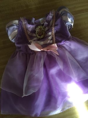 6-12 month Rapunzel Halloween Dress for Sale in North Royalton, OH