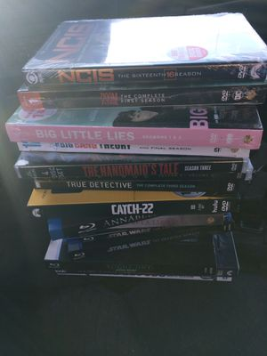 A BUNCH OF BRAND NEW DVDS, All At Half Price or WAY Less! for Sale in Eugene, OR