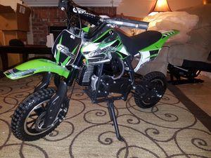 49cc kids dirt bike for Sale in Montclair, CA
