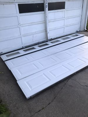 13ft x 7ft insulated garage door for Sale in Palo Alto, CA